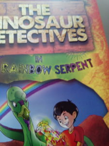 review of the dinosaur detectives